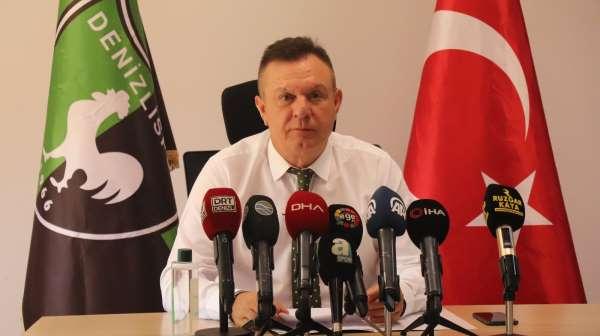 3 yıllık bilançoyu açıklayan Başkan Ali Çetin: Biz başaramadık