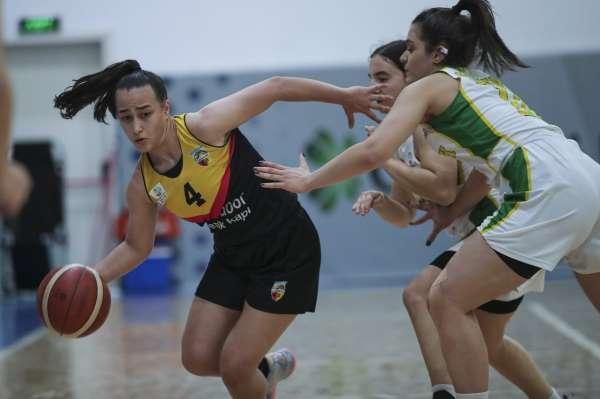 Bellona Kayseri Basketbol çeyrek finalde