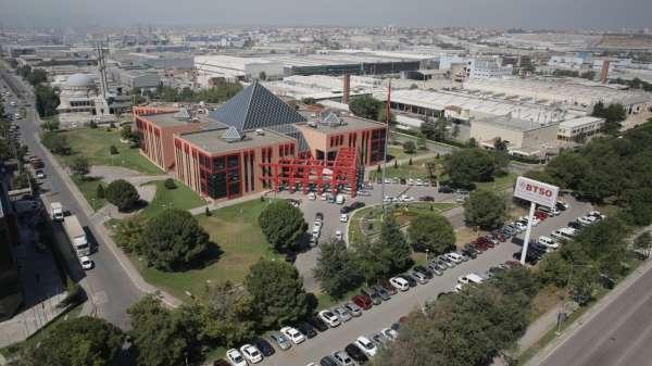 Bursa Dış Ticaret Merkezi KOBİleri ihracata teşvik edecek
