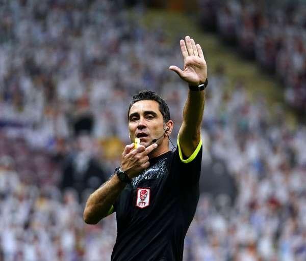 Bursaspor-Ankara Keçiörengücü maçını Koray Gençerler yönetecek