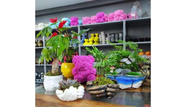 Çiçekçiler, Anneler Gününe hazır