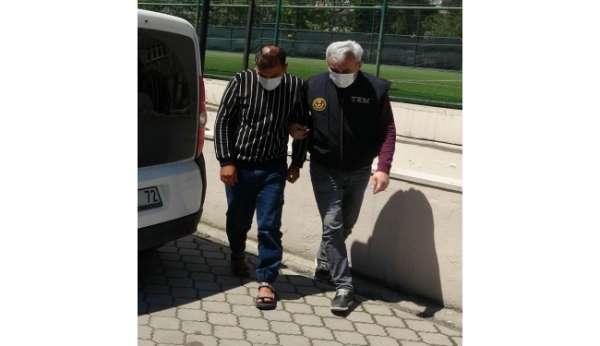 DEAŞtan gözaltına alınan yabancı uyruklu şahsa yurt dışı yasağı
