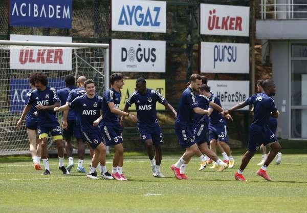 Fenerbahçe, MKE Ankaragücü hazırlıklarını tamamladı