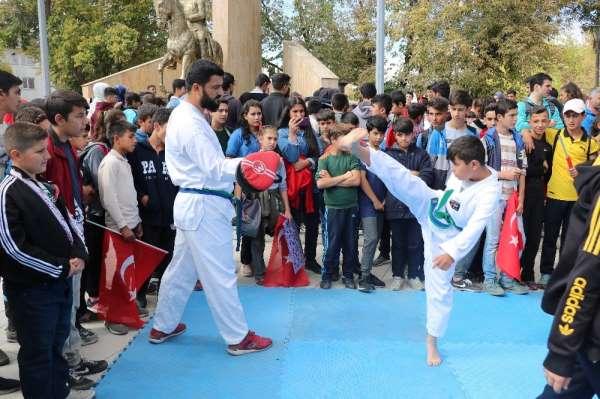 Ağrı'da 'Amatör Spor Haftası' etkinlikleri başladı