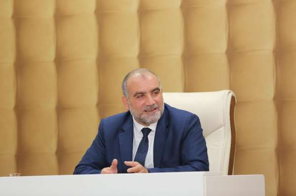 Canik Belediyesi Stratejik Planı kabul edildi