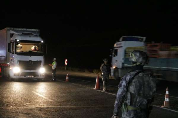 Elbistan ve Göksun'daki silahlı saldırılara karışan 1 kişi yakalandı