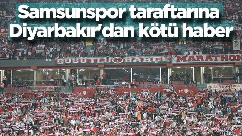 Samsunspor - Amed maçının TV yayını yok
