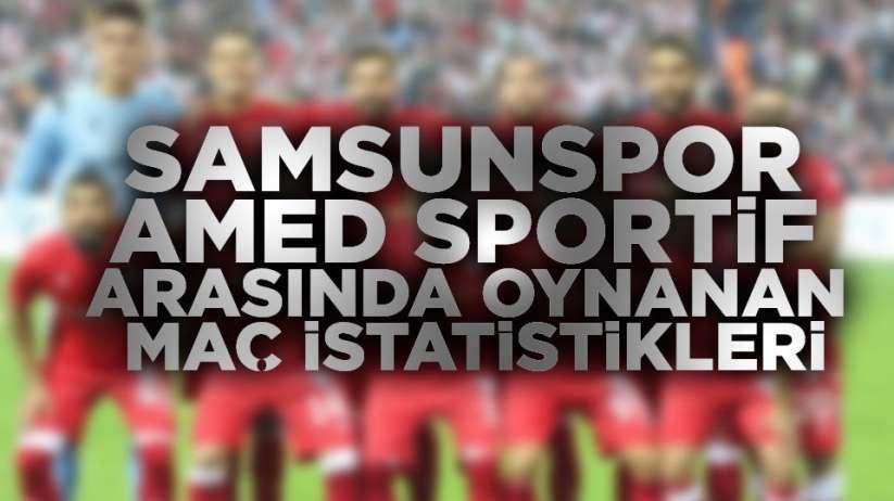 Samsunspor Amed Sportif İle 3. Defa karşı karşıya gelecek
