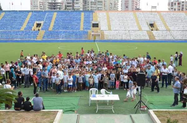 Yavuz: 'Geleceğin sporcu ordusunu kuruyoruz'
