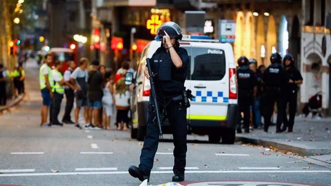 Barselona'da Bomba Alarmı