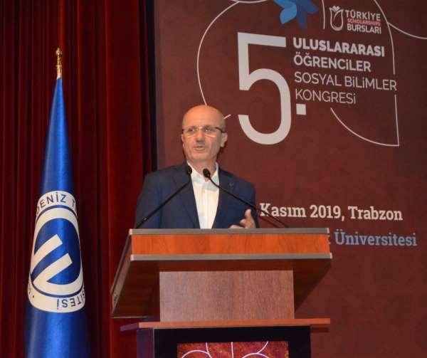 5. Uluslararası Sosyal Bilimler Kongresi