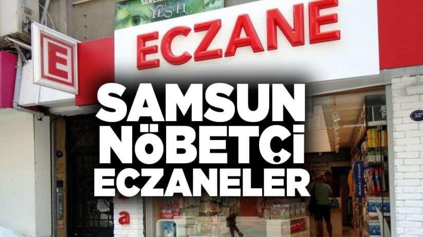 7 Kasım Samsun Nöbetçi Eczaneler, İlkadım, Atakum nöbetçi eczane, Tüm ilçeler