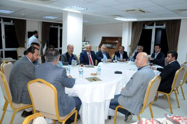 AİÇÜ Rektörü Prof. Dr. Karabulut: 'Üniversite-Sanayi İşbirliği Kalkınmayı Etkile
