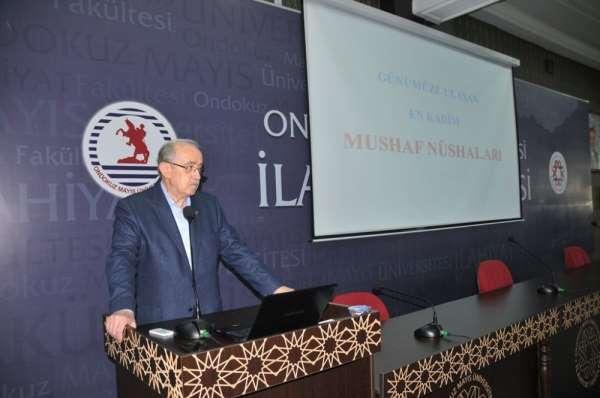 Altıkulaç: 'Misyoner ve oryantalistler nadide kültür varlıklarımızı Avrupa'ya gö