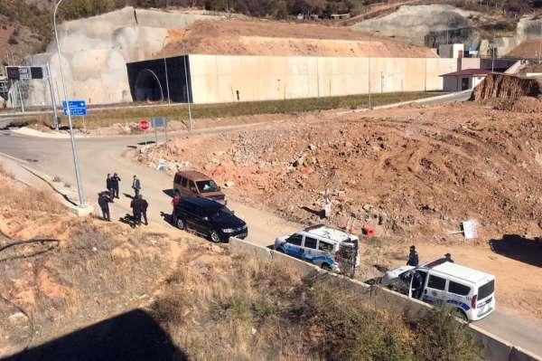 Başkan Çimen'e saldırı girişimi