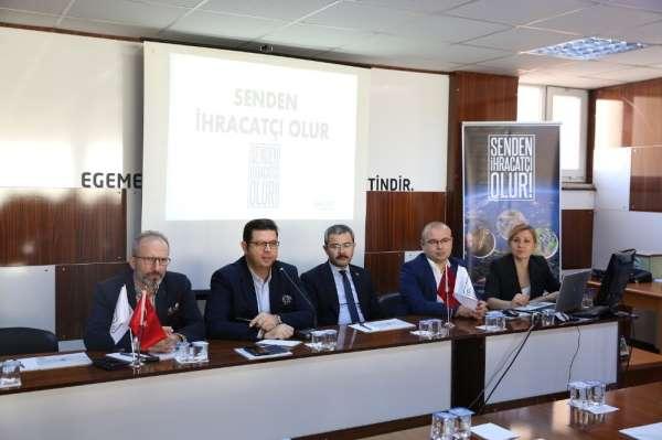 DENİB, Çivril'de sanayicilere ihracat yapmanın yollarını anlattı
