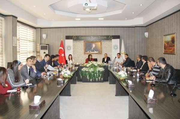 GTB'DEN üyelerine e-ticaret eğitimi