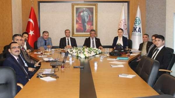 Sanayi ve Teknoloji Bakanlığına bağlı kurumlar Samsun'da toplandı