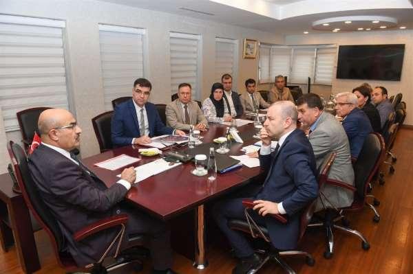 Vali Demirtaş: 'Benzeri az görülen bir projeyi gerçekleştireceğiz'
