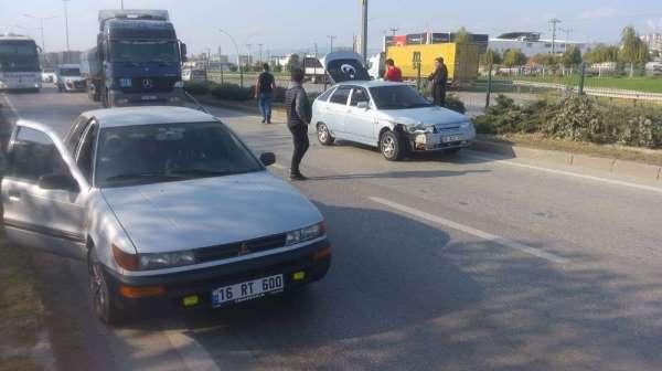 Yasak olan yerde yolcu indirdi, kazaya sebep oldu