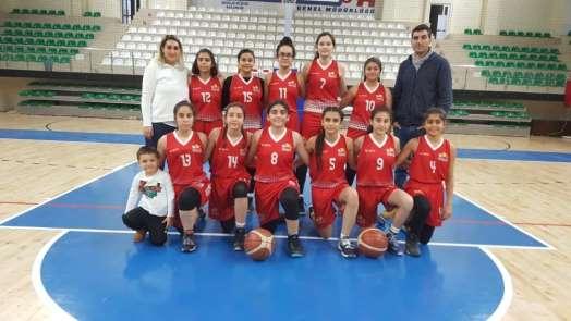 Anadolu Yıldızlar Liginde Diyarbakır'dan çifte şampiyonluk
