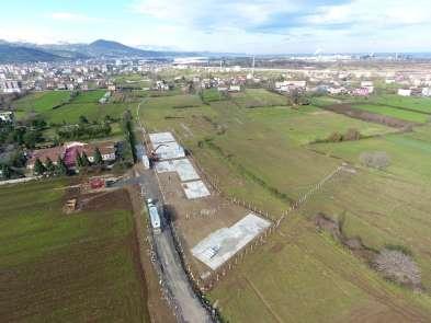 Tekkeköy Devlet Hastanesi şantiyesi kuruldu