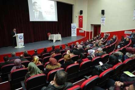 Mehmet Akif İnan'ı anma programı