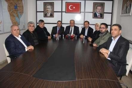 AK Parti'den bulvar kazasıyla ilgili açıklama