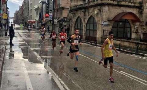 Büyükşehir Belediyesi atletizm takımından gururlandıran başarı