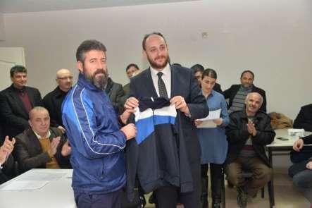 Yalova'da amatör kulüplere malzeme yardımı