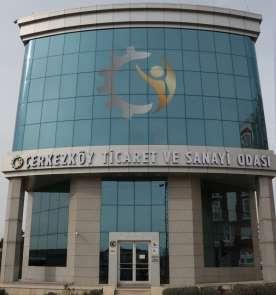 Çerkezköy TSO'dan kadın üyelere müjde