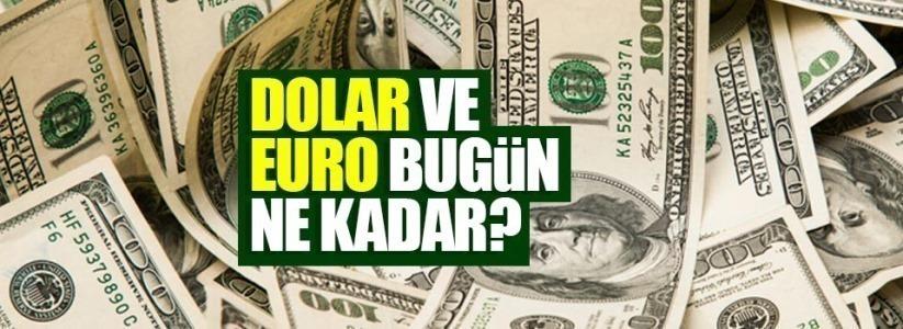 Bugün dolar, euro kuru ne kadar? 7 Ocak 2021