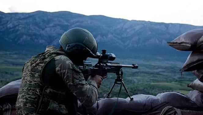 Son Bir Haftada 32 Terörist Etkisiz Hale Getirildi