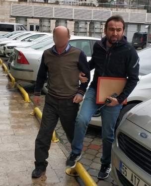 Samsun Haberleri: İnşaattan Malzeme Hırsızlığından Tutuklandı