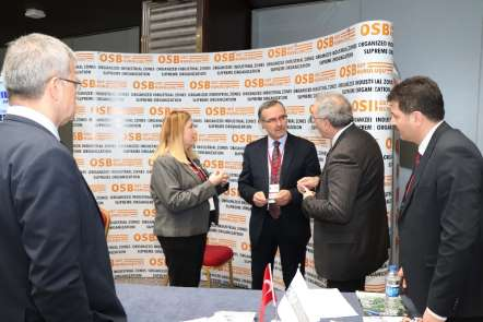 OSB'ler Avrasya Bölgesine tanıtıldı