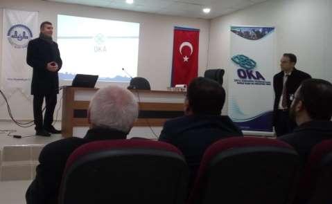 OKA paydaşlarına destek mekanizmalarını tanıtıyor