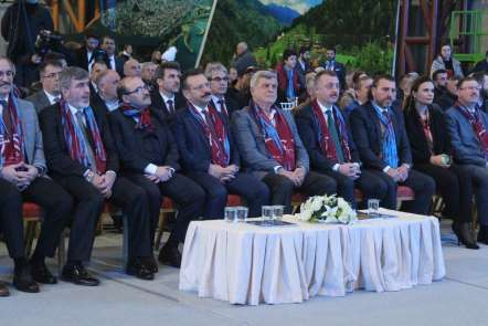Trabzon Kültürü 2'nci kez Kocaeli'nde