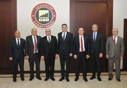 Gaziantep Sanayi Odası Yönetim Kurulu Başkanı Adnan Ünverdi: