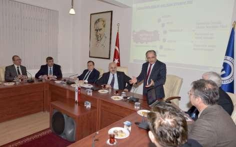 BMC Power ile KTÜ arasında savunma sanayi projelerinde işbirliği ve destek proto