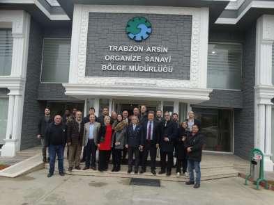 Fas ile Arsin OSB arasında ticaret köprüsü kuruldu