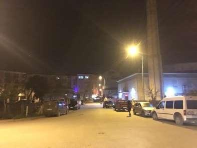 Bafra Alaçam Caddesinde elektrik dağıtım hatları yeraltına alındı