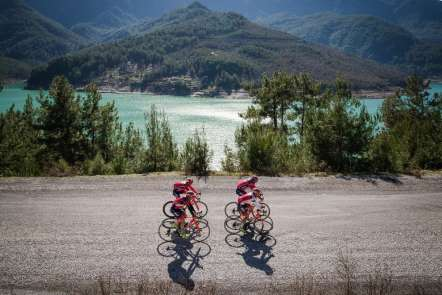 Bisiklet sporunun kalbi Antalya'da atacak