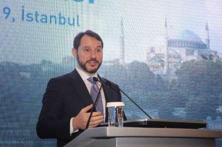 Hazine ve Maliye Bakanı Albayrak: 'Sermaye piyasalarımızı derinleştireceğiz'