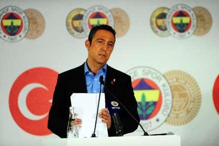 Ali Koç: 'Transfer çalışmaları titizlikle sürüyor'