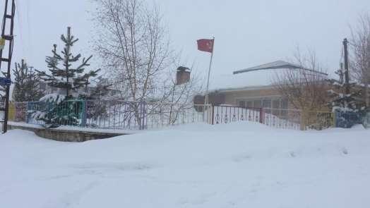 Karlıova'da yarın okullar tatil