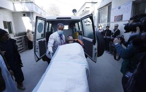 Afganistan'da anma töreninde saldırı: 5 ölü, 28 yaralı