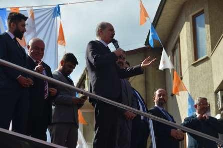 AK Parti Genel Başkanvekili Kurtulmuş: 'Bu ülkeyi yolda bulmadık. Şuna buna da t