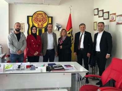 MİAD'tan E.Yeni Malatyaspor'a ziyaret