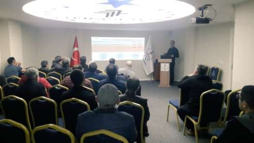 Aydın TÜMSİAD, TKDK destekleri konusunda konferans düzenledi