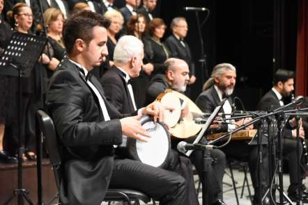 Ordulular Türk sanat müziğine doydu